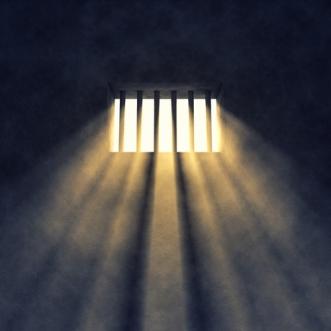 PrisonBarsLight